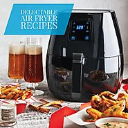 Air Fryer Recipes That Are Both Healthy and Delicious - Kitchen Things