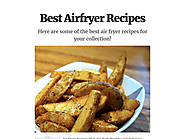 Great Recipes for the Air Fryer