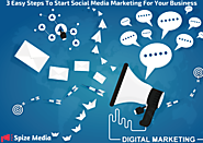 3 Easy Steps To Start Social Media Marketing For Your Business