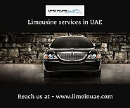 Limousine Services In UAE | LimoInUAE