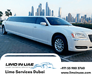 Limo services Dubai UAE | Book now to avail special offers!