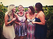The Keynes country girls at Katherine's wedding - The Flying Bushman