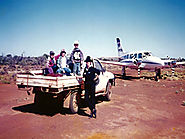 The RFDS were kindly in attendance all weekend - The Flying Bushman