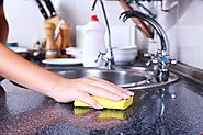 How To Clean Your Kitchen In 10 Minutes?