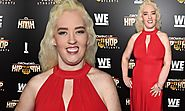 Mama June sizzles in scarlet on red carpet after stunning weight loss