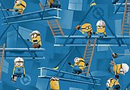 Minions Carpet for Children or Fun Adults