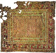 Pazyryk Carpet | Oldest Rug in the World | Nazmiyal Blog
