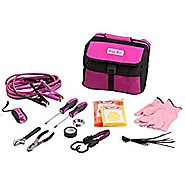 The Original Pink Box PB1EKIT Emergency Roadside Assistance Kit for Vehicles