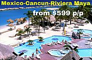 Cancun All-Inclusive Vacation Package Deals with Air from New York