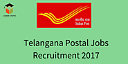 Telangana Postal Jobs Recruitment 2017