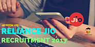 Reliance Jio Recruitment 2017 | Reliance Jio Graduate Engineer Trainee Jobs 2017