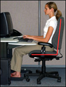 OSHA Ergonomic Solutions: Computer Workstations eTool - Good Working Positions