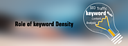 What Is The Role Of Keyword Density In SEO?