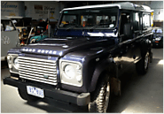 Land and Range Rover Service Melbourne