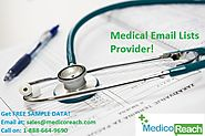 Medical Email List Provider - MedicoReach