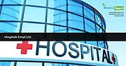Hospital Email List - Hospitals Decision Makers Mailing Addresses