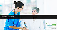 Find Geriatric Nurses Email List, List of Verified Nurses