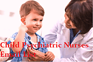 Child Psychiatric Nurses Email List Provider - MedicoReach