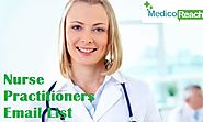 Nurse Practitioners Email List - MedicoReach
