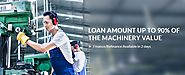 Machinery Loan – For Equipment & Machinery Purchase | TAB Capital