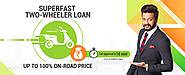 Instant Two Wheeler Loan in Pune for Self Employed | TAB Capital
