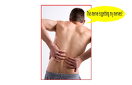2 Simple Steps to Cure Lower Back Pinched Nerve - Naturally