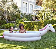 Unicorn Inflatable Pool
