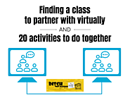 Finding a clacc to Partner with Virtually and Activities to Do Together