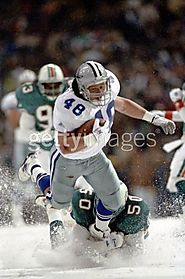 Daryl Johnston, November 25, 1993