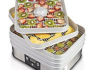 Best Food Dehydrator for Making Beef Jerky - Fruits and Vegetables - Reviews 2017
