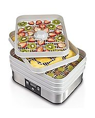 Best Food Dehydrator for Making Beef Jerky - Fruit and Vegetables - Reviews 2017 | Listly List | For Home