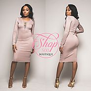 Find great selection of bandage dresses for women