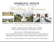 Sparkling Pointe Showcases Dreamy Vineyard Weddings March 10 - The East End Experience