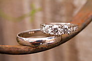 The Jewelry Clinic has beautiful wedding bands, engagement rings, and fine gifts and favors