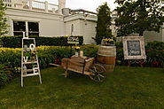 Paige Marion Events - Event decor designers from Chuppas to Farmhouse Tables and even Chandeliers and China