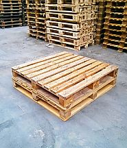 Custom and Export Pallets to Industrialists