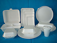 Wholesale Hotel Foam Products Supplies - Food and Beverage Items, Foam Plate