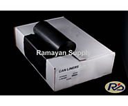 Website at https://www.ramayansupply.com/hotel-supplies/trash-can-liners-wholesale.html
