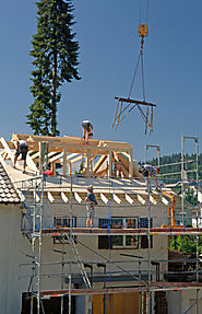 Professional roofing contractor - K and S Roofing.