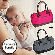 Packing You Maternity Hospital Bag- DIY or Buy Online!!