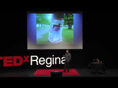 Ryan Deschamps | The True Meaning of Connection: Social Networks and Public Policy | TEDxRegina