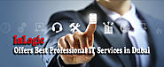 InLogic Offers Best Professional IT Services in Dubai UAE