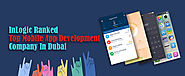 InLogic Ranked Top Mobile App Development Company in Dubai