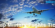 Inform Your Friends About Cheap Flights for Military!