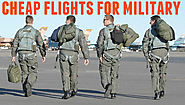 Why Cheap Flights Military Are No Favor?