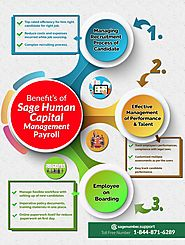 Sage Payroll for Human Capital Management