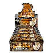 Grenade Caramel Carb Killa Chaos High Protein Bar