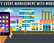 Three Important Reasons To Use Mobile Apps For Event Management - Tackk