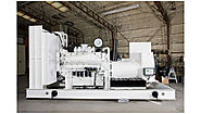 New Blue Star Power Systems 2000 kW S16R-Y2PTAW2-1 Diesel Generator