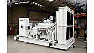 New Blue Star Power Systems 800 kW S12A2-Y2PTAW-2 Diesel Generator